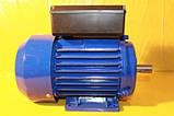 Електродвигун АЇР однофазний 63 В2, фото 4