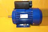 Електродвигун АЇР однофазний 63 В2, фото 7