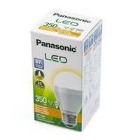 Светодиодная лампа Panasonic LED 5W (40W) 6500K 350lm E27