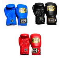 Кожаные боксерские перчатки Reyguard 14/16/18/20 oz (3 цвета)