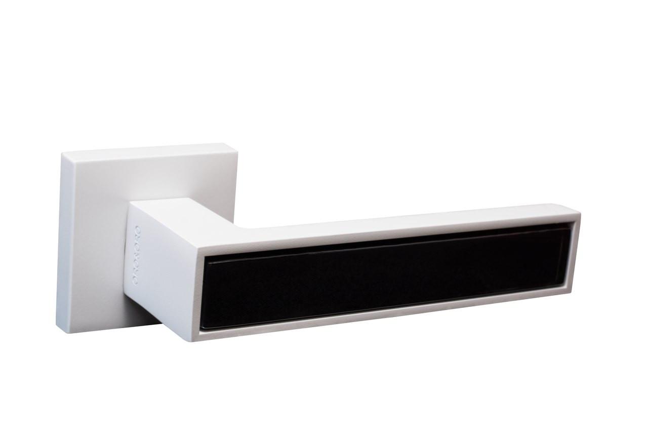 Дверная ручка 204-15E Prestige/White