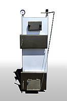Твердотопливный котел Тирас 2012 32 кВт без теплоизоляциии