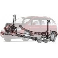 Детали подвески и ходовой Ford Galaxy Форд Галакси 1995-2000