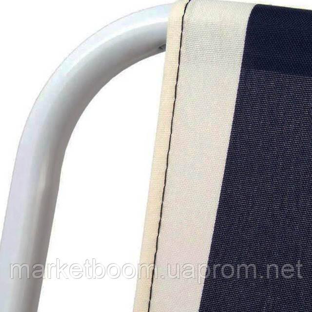 Раскладной стул на природу,стульчик туристический со спинкой