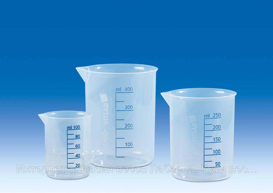 Стакан поліпропіленовий. Асортимент пластикового посуду