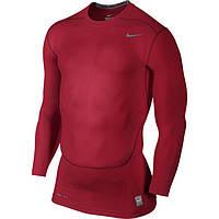 Термобелье Nike CORE COMPRESSION LS TOP 449794-653  (Оригинал)