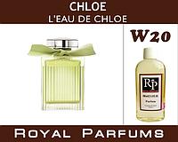 Духи на разлив Royal Parfums 100 мл Chloe «L'Eau de Chloe» (Хлое Ле де Хлое)