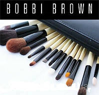 Кисти для макияжа Bobbi Brown 15 кисточки для макияжа 15 штук Премиум Качество