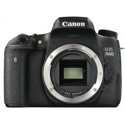 Фотоаппарат Canon EOS 760D body, фото 2