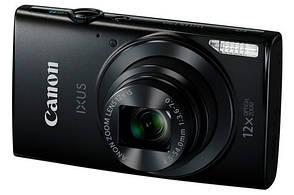Фотоаппарат Canon Digital IXUS 160 Black