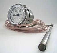 Термометр манометрический ТКП-100ЭК-М1, ТГП-100ЭК-М1 электроконтактный
