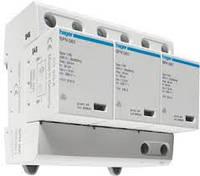 Комбинированный разрядник,класс 1,сменный,с индикацией и доп.контактом,TNC,3п,75kA,6м SPN800R