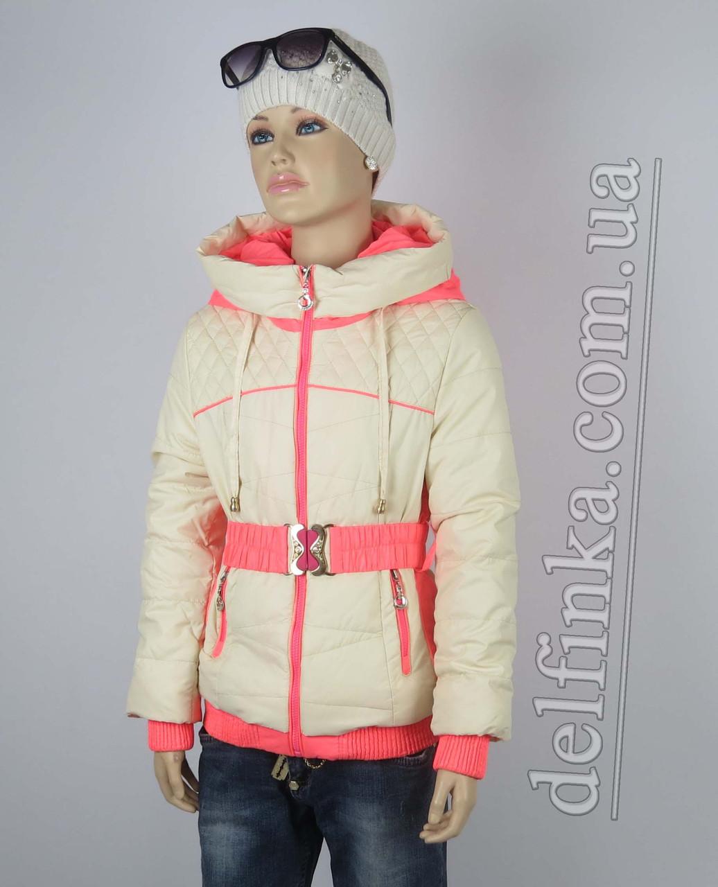 Куртка для девочек 7-12 лет, фото 1