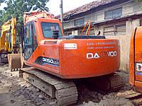 Гусеничный экскаватор Doosan DH150LC-7