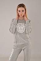 Женский демисезонный спортивный-прогулочный костюм UGG® Australia светло-серый