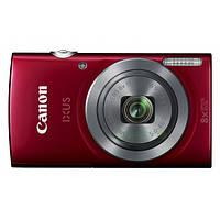 Фотоаппарат Canon Digital IXUS 165 HS Red