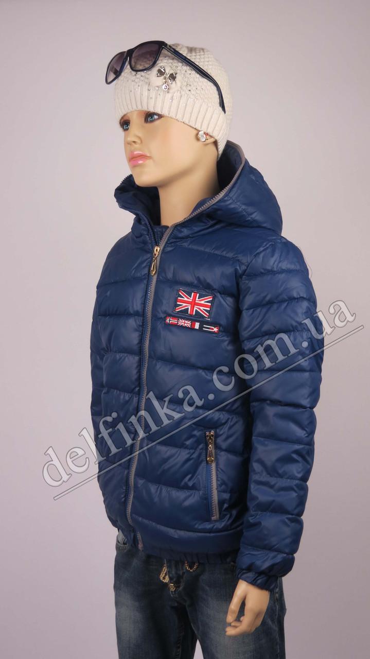 Куртка для девочек 6-11 лет, фото 3