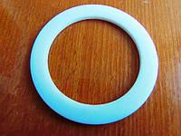 Тефлоновая белая круглая прокладка 58х43х3 Астория