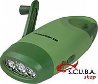 Портативный динамо-фонарь Кемпинг SB-3075, фото 1
