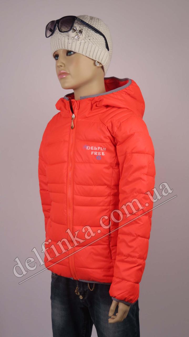 Куртка для девочек 7-11 лет, фото 2