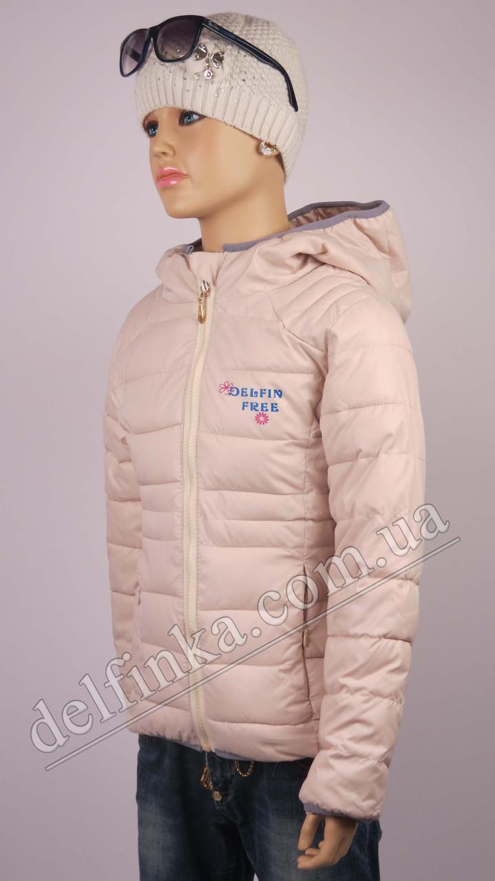 Куртка для девочек 7-11 лет, фото 4