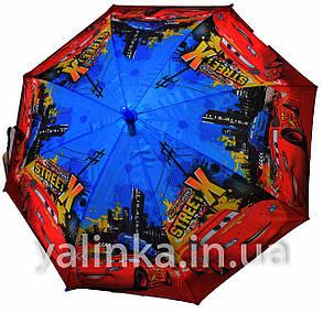 Зонт детский Тачки, фото 2