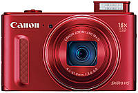 Фотоаппарат Canon PowerShot SX610 HS Red, фото 1