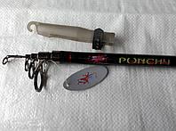 Спиннинг карповый Punch Tele Carp 3,3м , 80-150гр
