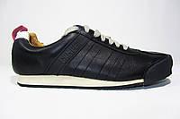 Мужские повседневные кроссовки Dr.Martens, натуральна кожа, черный, Р. 41