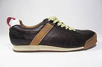 Мужские повседневные кроссовки Camper, натуральная кожа, коричневый, Р. 41 43