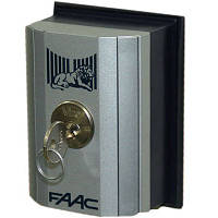 Ключ-выключатель накладной T10E