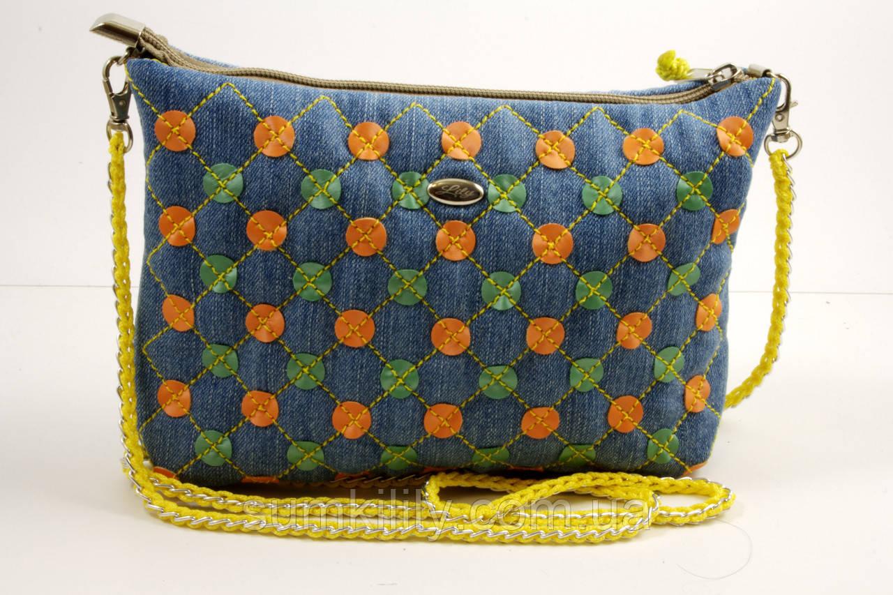 Женская сумочка косметичка