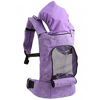 Рюкзак-переноска «Лайт» Rz162 - сиреневая нежность, фото 1