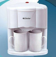 Кофеварка электрическая Livstar LSU-1189