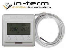 Цифровой терморегулятор для теплого пола  In-Term E60