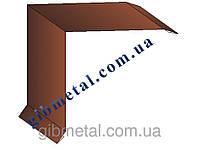 "Фронтонная планка  250/0,45 мм ""U. S. Steel Kosice"" (Словакия)"