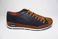 Туфлі чоловічі спортивні Visazh, фото 1
