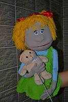 Кукла маппет, театральная кукла, кукла для театра, кукла на руку.