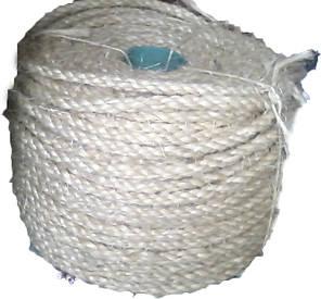 Канат сизалевый диаметр 8мм
