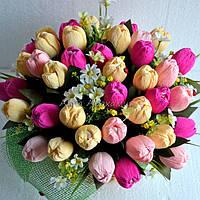 Новинка! Сладкие тюльпаны к 8 Марта