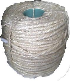 Канат сизалевый диаметр 6мм