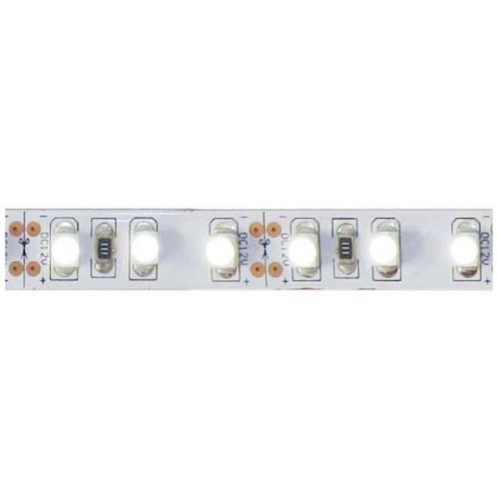 LS612/ SANAN LED-RL 120SMD(3528)/m 9.6W/m 12V 5m*10*3,8mm  IP22