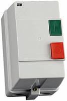 Контактор  КМИ23260 32А в оболочке с индик. Ue=400В/АС3 IP54 ИЭК