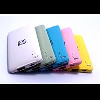 Универсальное портативное зарядное устройство Power Bank P1 - 5000 mAh внешний аккумулятор