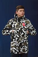 """Весенняя куртка парка мужская Ястребь """"Тарас"""" вайткамо, фото 1"""