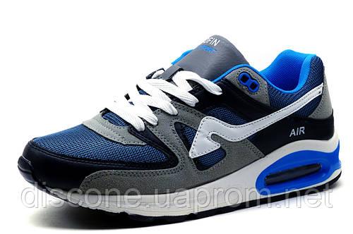 Кроссовки мужские GoFin Air, сине-серые