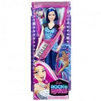 Кукла BARBIE Рок-принцесса Звезда сцены с синтезатором (CKB60-2)