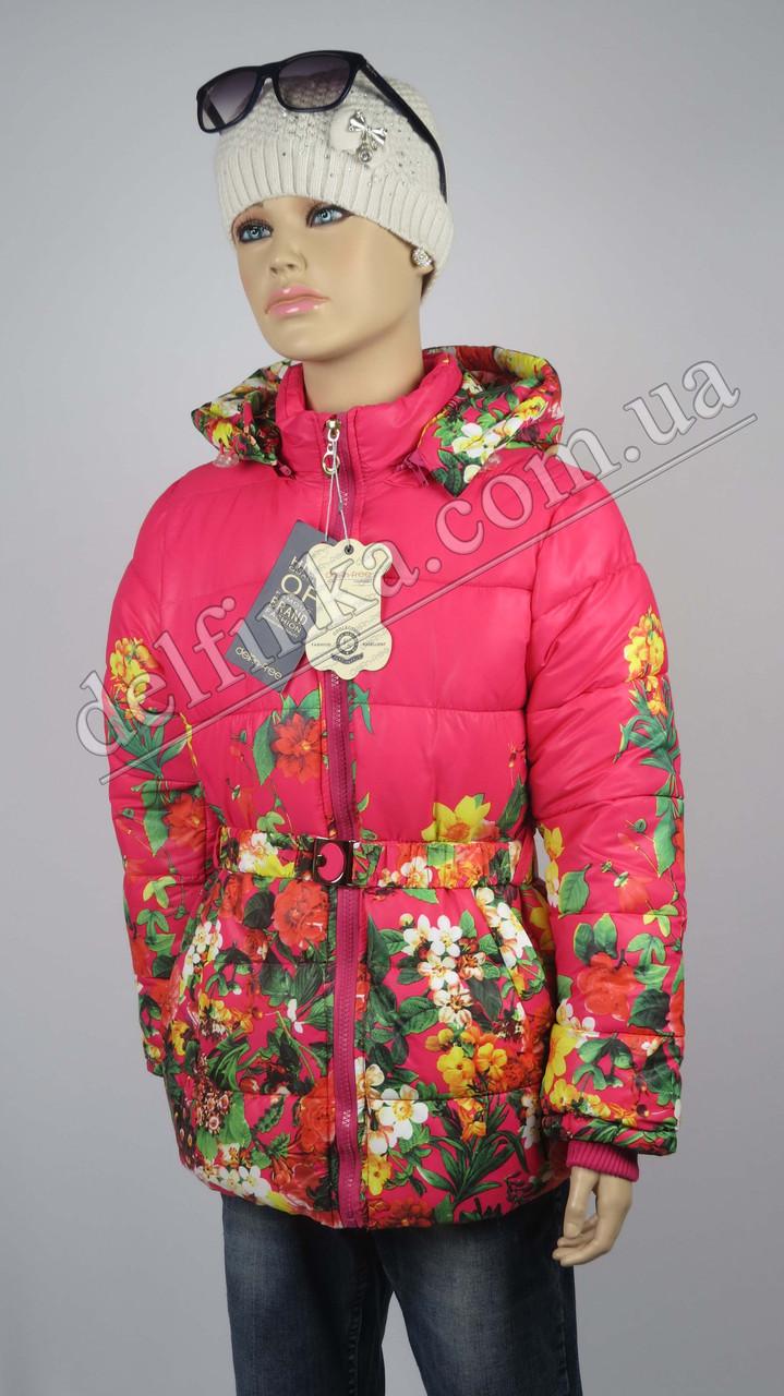 Куртка девочка 6-11 лет, фото 3