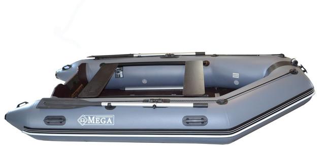 килевая надувная лодка омега 300 К