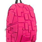 Рюкзаки MadPax Block Full цвет Pink Wink розовый